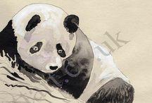Animals / Art by David