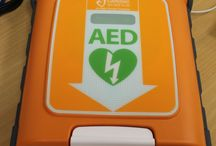 Mitcheldean Heartbeat / In 2015 a group of residents decided to raise five thousand pounds to buy three defib machines to be installed in our village. A year later we have three installed and a fourth one is in sight. Well done to all the residents that helped raise the money and lets hope the machines are never needed.