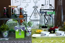 Entertaining-Science Party