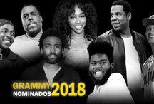 Entérate de quienes están nominados a los Grammy 2018