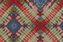 Ikat Fabric / by Cristina Morales