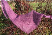 My Knitting, Crochet & Weaving Projects