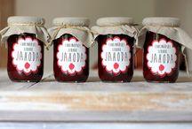 Džemy, lekváre, marmelády
