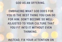God-Centered Life