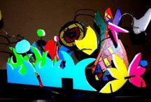 Primary School Art - Sculpture