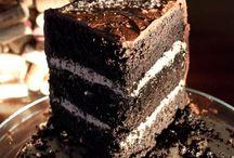 Cakes / by Anita Benton