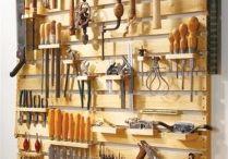 Organizzare un garage