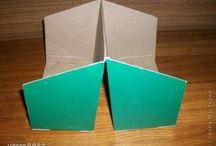 DIY cardboard projects