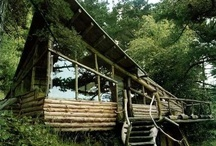 Woodlore Farm and Ecovillage / Let's post inspirations for our ecovillage here.  / by Tate Eskew
