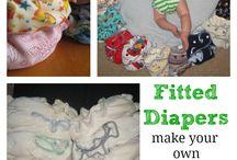 DIY diapers
