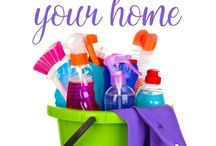 Cleaning Tips and Tricks / Discover homemade cleaning recipes, innovative household tips & tricks, and lots of smart ideas for keeping things clean in less time with less effort!