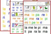 lecture syllabique