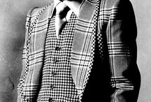 Tommy Nutter 60's Fashion