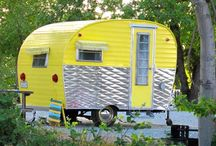 My cute camper obsession / by Ivey Crenshaw