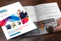 Brochure Design / We are specialist in Brochure design, Catalogs design, Flyers design, Outdoor billboard design, Banner design. See our work portfolio and get in touch with us for an kind of designing work