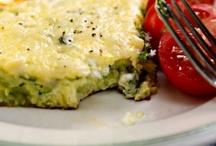 My favorite mealtime...breakfast / Eggs, Casserole and more / by Lauren Morgan