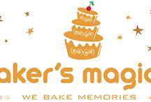 Bakery in Raigarh - Bakers Magick / Baker's Magick the Eggless Bakery specializes in 100% vegan and Eggless cakes, cookies, and Pastry Shop in Raigarh. Raigarh's 100% Veg Bakery.