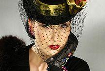 KLOBOUKY RUZNE-DIFFERENT HATS