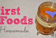 Baby food / by Brittany Filetti