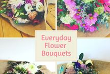 Everyday bouquets - Flowers by Melly B / bouquet, natural bouquet, flower bouquet arrangement, e flower bouquet, flowers, everyday floral bouquet arrangements, pretty bouquet, simple beautiful bouquet, everyday bouquets