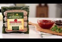 al fresco on YouTube / Be sure to check us out on YouTube for the most up to date videos and how-tos! http://www.youtube.com/alfrescoallnatural / by al fresco all natural