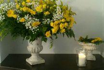 Wedding / Wedding yellow