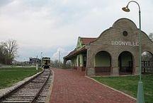 Boonville, Missouri & Surrounding Area / DAVID'S HOMETOWN WHERE HE WAS BORN & RAISED