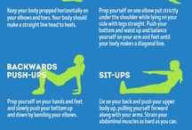 BELLY Exercises