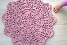 think big crochet rugs and more