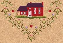 Cross Stitch Patterns / by Licelot