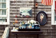 INSIDE/OUT / porches, patios and outside living & dining
