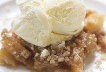 Dessert / Apple pie bars