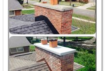Chimneys / Chimney repairs from top to bottom!