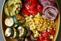 BBQing and Grilling your heart out / Barbeque, grilling and other outdoor and open-flame food prep!
