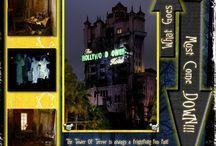 Disney Scrap book