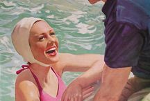 Illustrator:Harry Anderson♫ ♪ ♥●•٠·˙ ☯ / Harry Anderson (August 11, 1906 – November 19, 1996[2]) was an American illustrator. He was also a popular illustrator of short stories in American weekly magazines during the 1930s and early 1940s.