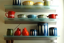 Kitchen inspiration / Ceramics and other beautiful kitchen items