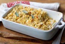 Vegetarian Thanksgiving / Vegetarian and vegan recipes for thanksgiving