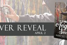 Cover Reveal for The Rehabilitation of Angel Sinclair by Nancee Cain