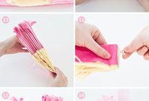 ideas, pink