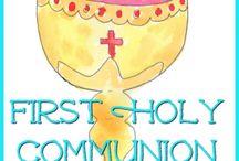prvé sväté prijimanie