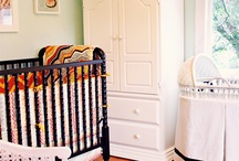 Baby G's nursery / by Heidi Giffin