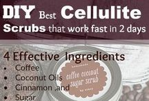 Cellulite scrub