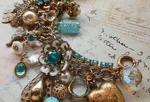 Lovely charm bracelets
