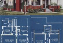 Bungalow Bungalow Bungalow / Historic and current day bungalow details.  Great inspiration for those with bungalows of their own.