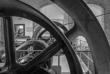 Old Waste Water Treatment Plant Prague - Bubenec 1906 / Industrial Heritage
