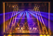 ROBE lighting at Musicals / Robe lighting at musicals