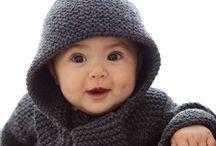Baby sokjes / Muts, sjaal, sokjes