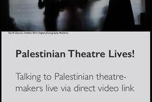 Gaza on Gaza Conversation, Palestinian Theatre Lives! / Talking to Palestinian theatre-makers live via direct video link  Thursday, 13th August 2015, 19:00 - 21:00  RSVP: https://podio.com/webforms/13132769/893924
