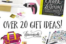 All the gift guides! / All the best gift guides in one place!